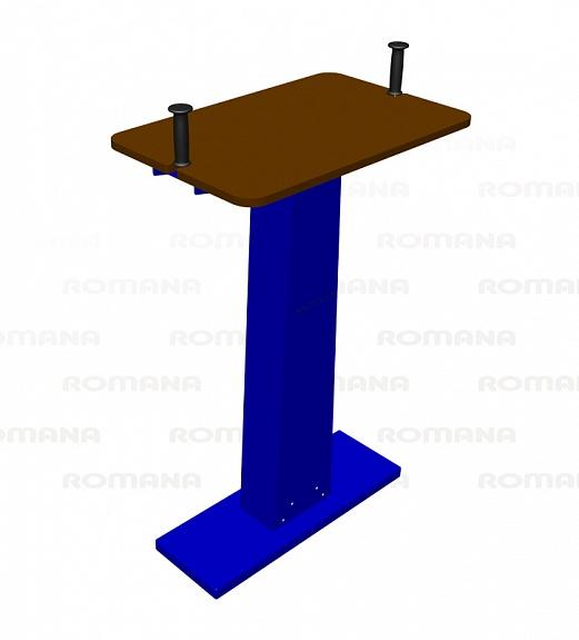 Стол для армрестлинга уличный Romana 207.05.01