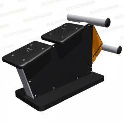 Уличный тренажер «Эллиптический» CO-3.1.67.01