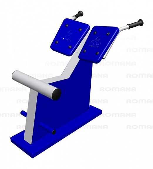 Тренажер для спины наклонный 207.04.01