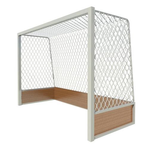 Ворота стационарные алюминиевые 3,66х2,14