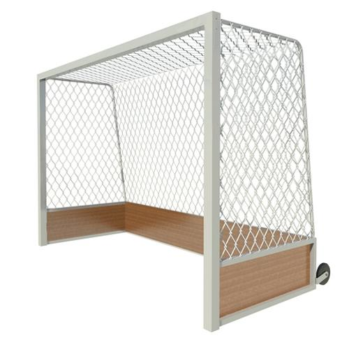 Ворота мобильные алюминиевые 3,66х2,14