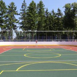 Покрытие для спортивной площадки1302