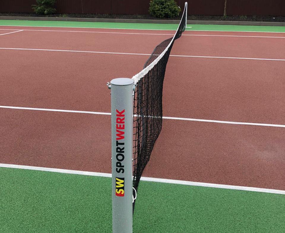 Объект: частный теннисный корт